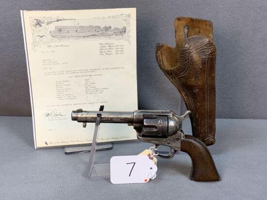 7. Colt SAA .45C