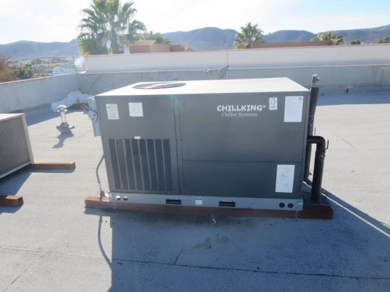 Chill King Glycol Chiller