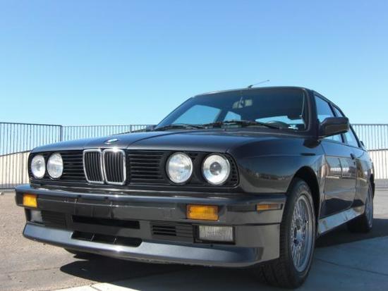1988 BMW L4 2.3L M3