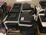 (4) Konica Minolta Bizhub C35 All-In-One Printers