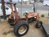 Vintage 1978 Massey Ferguson 245 Tractor