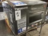Panasonic 1200W 1.2 cu. ft. Stainless-Steel Microwave