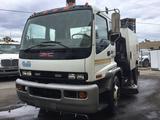 2008 GMC L6 7.8L T7500 Street Sweeper