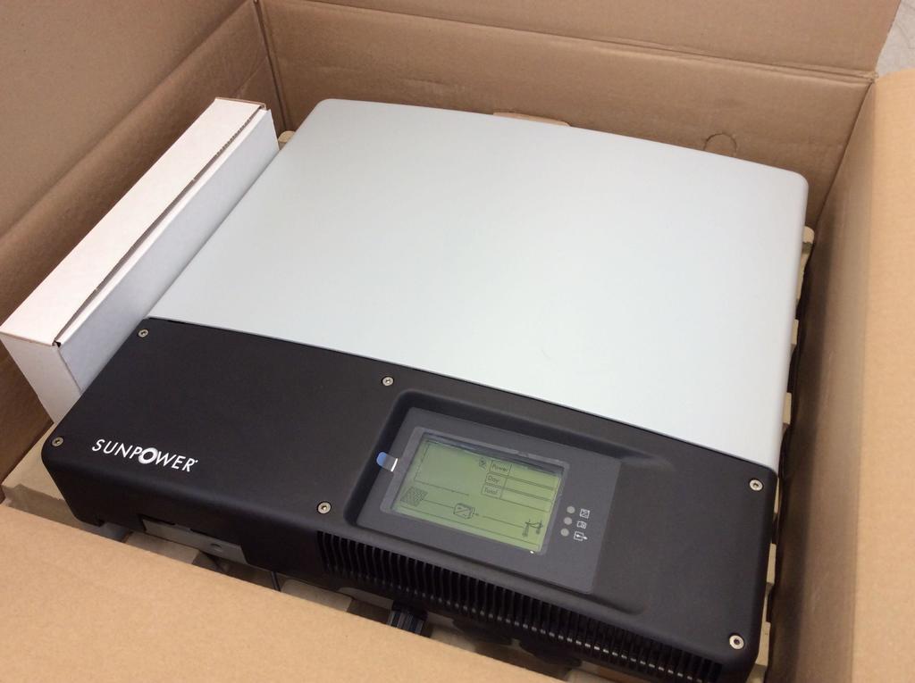 Lot: SMA/Sunpower SB6000TL-US-22 Inverter | Proxibid Auctions