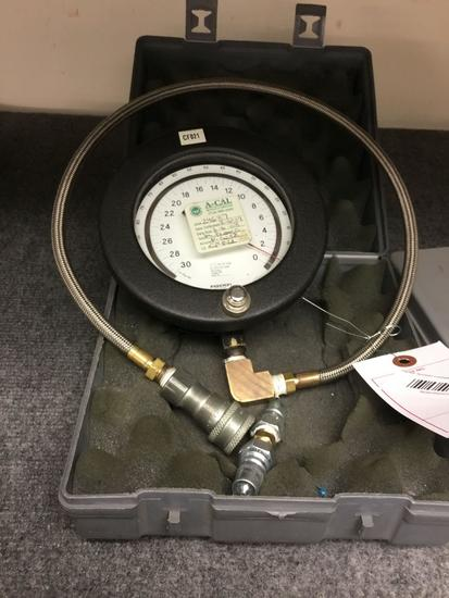 Ashcroft Temp Compensated Test Gauge Grade 3A
