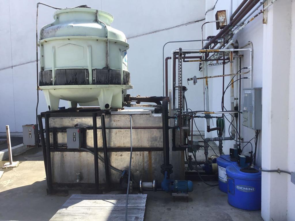 RSD Fiberglass Cooling Tower