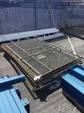 Lot of Security Cage Parts/Panels