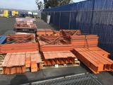 (7) Bay Heavy Duty Industrial Cantilever Style Rack