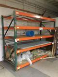 Five Shelf Utility Pallet Racking