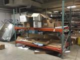 Two Shelf Utility Pallet Racking