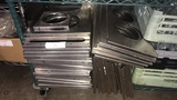 Steam Table Adapter Plates and  Frames