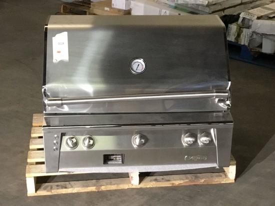Stainless Steel Alfresco 660 sq. inch Cooking 82,500 BTU Propane Gas Grill