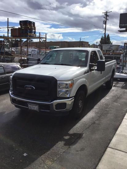 2015 Ford F-250 Super Duty Long Bed