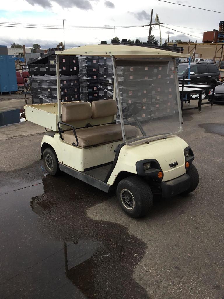 1997 Yamaha 48 VOLT Electric Golf Cart