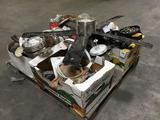 Pallet Lot of Assorted Ceiling Fan/Lighting Parts