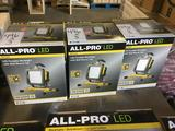 (3) All-Pro LED Work-Lights