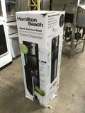 Hamilton Beach Black Stainless Steel Self Sanitizing Bottom Loading Water Dispencer