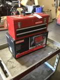 (2) Craftsman 2-Drawer Portable Chests