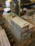 (15) Boxes of Daltile White Ceramic Wall Tile