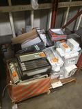 Pallet of Assorted Various Wall Tiles
