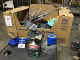 Lot of Assorted Flooring Utilities