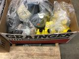 Lot of assorted Machine oil?s and lubricant