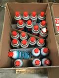 Lot Of Assorted LPS Spray Cans