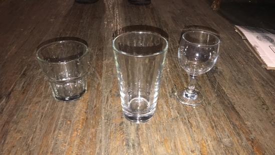 Miscellaneous Glassware