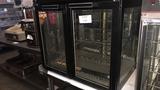 Heated Display Case