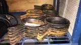 Iron skillets