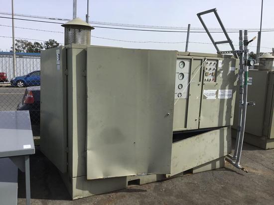 Benz Industrial Air Compressor