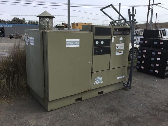 Atlas Copco Industrial Air Compressor