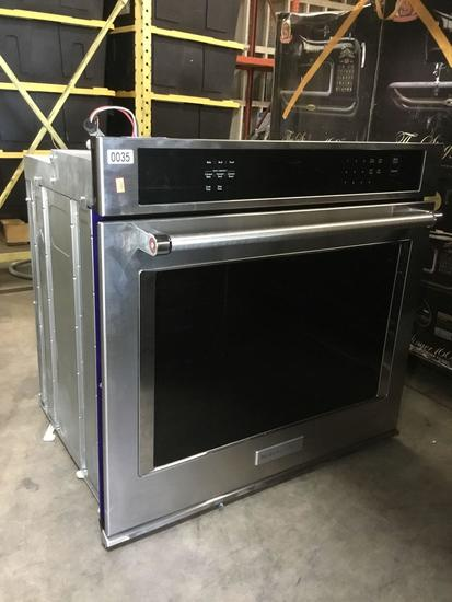 "KitchenAid 30"" Stainless Steel Electric Wall Oven"