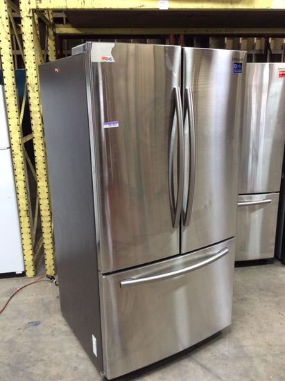 Samsung 26 cu. ft. French Door Refrigerator With Internal Filtered Water Stainless Steel
