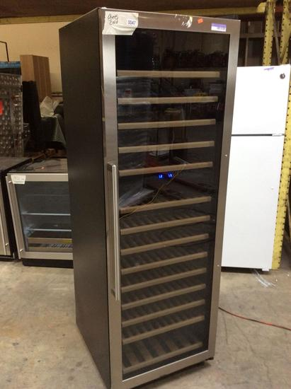 Avanti 154 Bottles Designer Series Dual Zone Wine Chiller