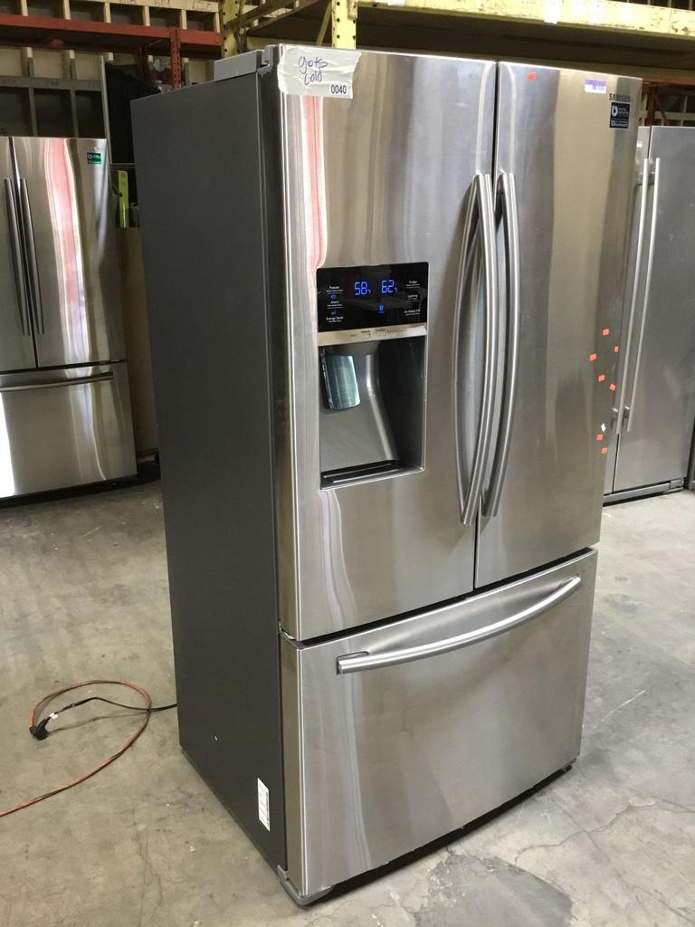 Samsung 23 cu. ft. French Door Refrigerator Stainless Steel