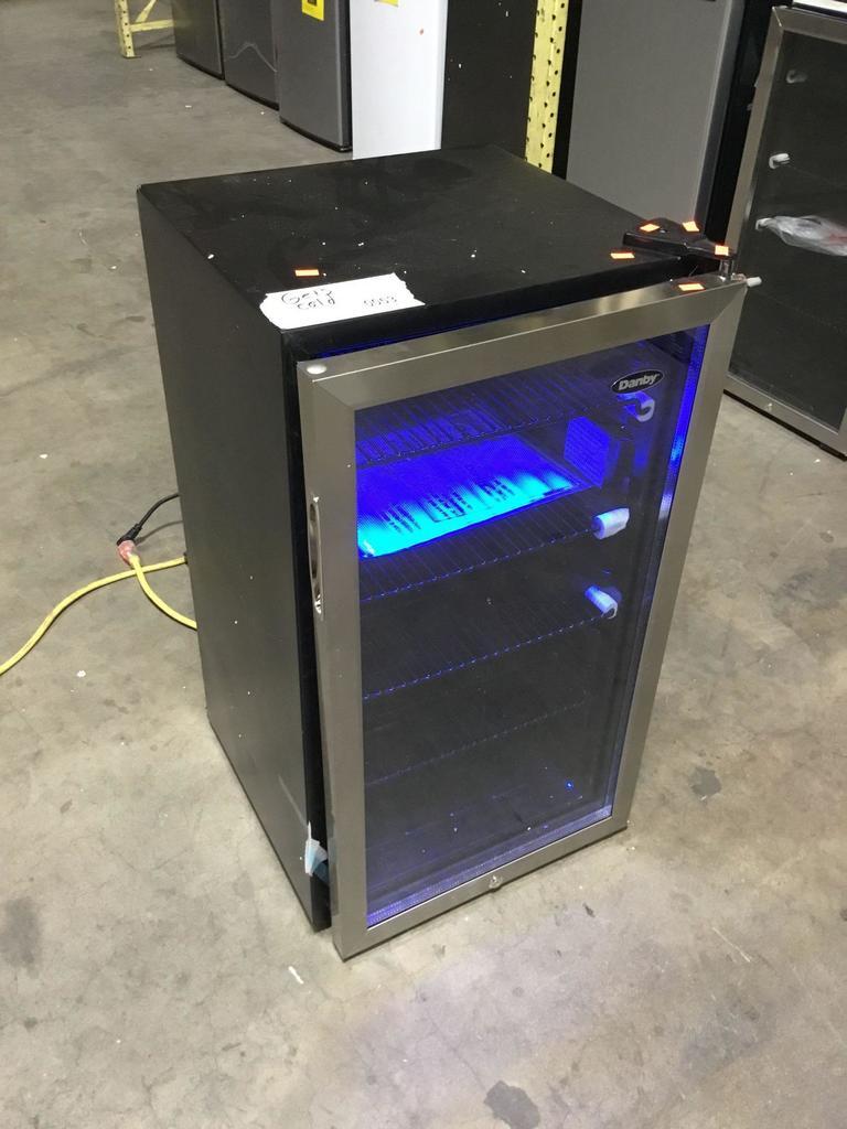 Danby Mini Beverage Center Refrigerator
