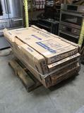 (8) Edsal Shop Equipment, Economy Line Metal Work Benchs