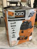 Ridgid Wet/Dry Vacuum
