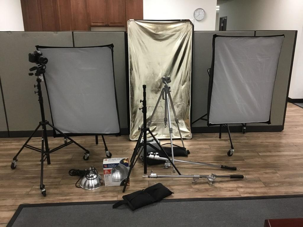 Lot of Assorted Photography Equipment