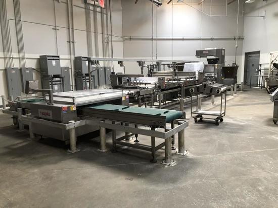 Bread Side Industrial Bakery Equipment