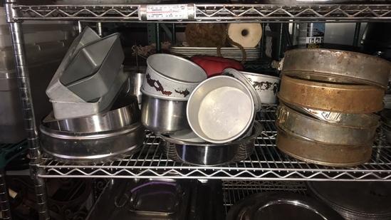 Miscellaneous baking molds