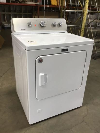 Maytag Front Load Gas/Electric Dryer***TURNS ON NOT FULLY TESTED***