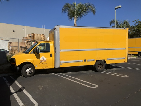 Commercial truck Sale-ONLINE ONLY ! ! !