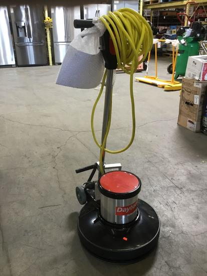 Dayton 20in. Dual Speed Floor Buffer ***WORKS***