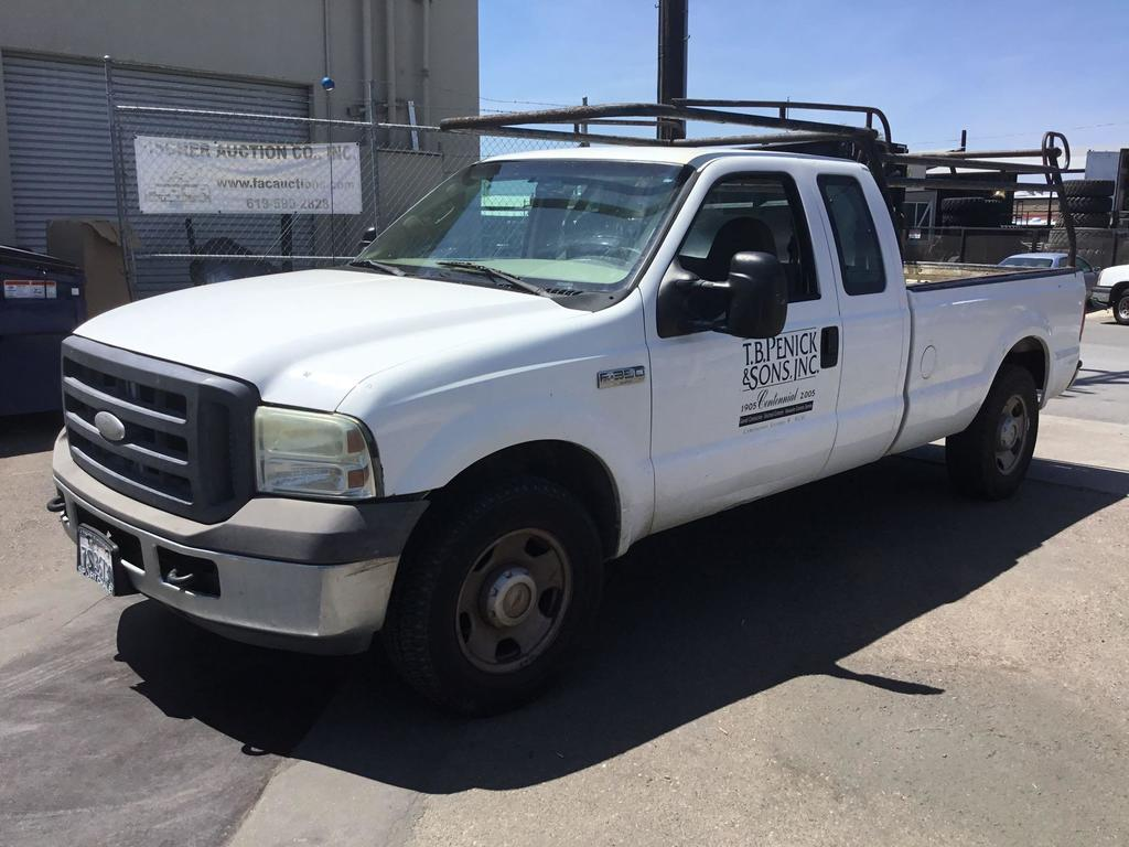 2005 Ford F-350 Long Bed***FOR DEALER OR EXPORT ONLY***