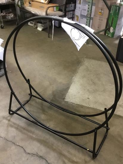 UniFlame 40in. Hoop Style Firewood Rack