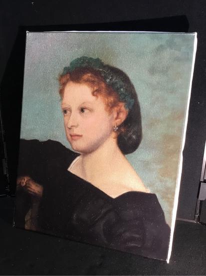 Pierre A. Renoir (Portrait)