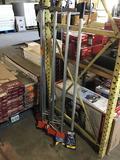(7) QEP 7in. Heavy Duty Floor Scrappers and (1) 3in./5in. Demolition Scrapper