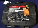 Husky 60-Piece 1/4in and 3/8in Drive Universal Mechanics Tool Set